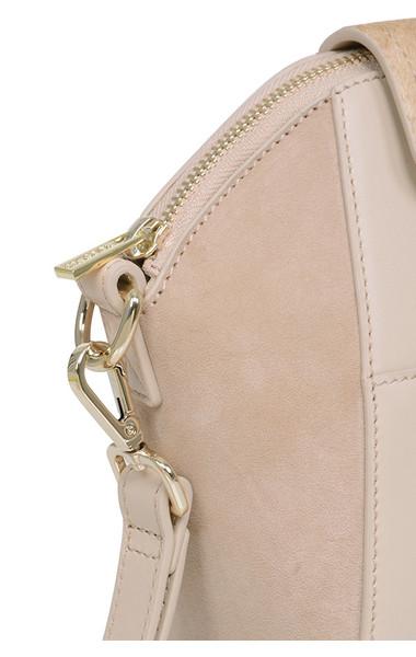 nude absolute handbag