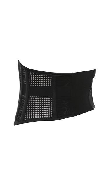 coquette in black