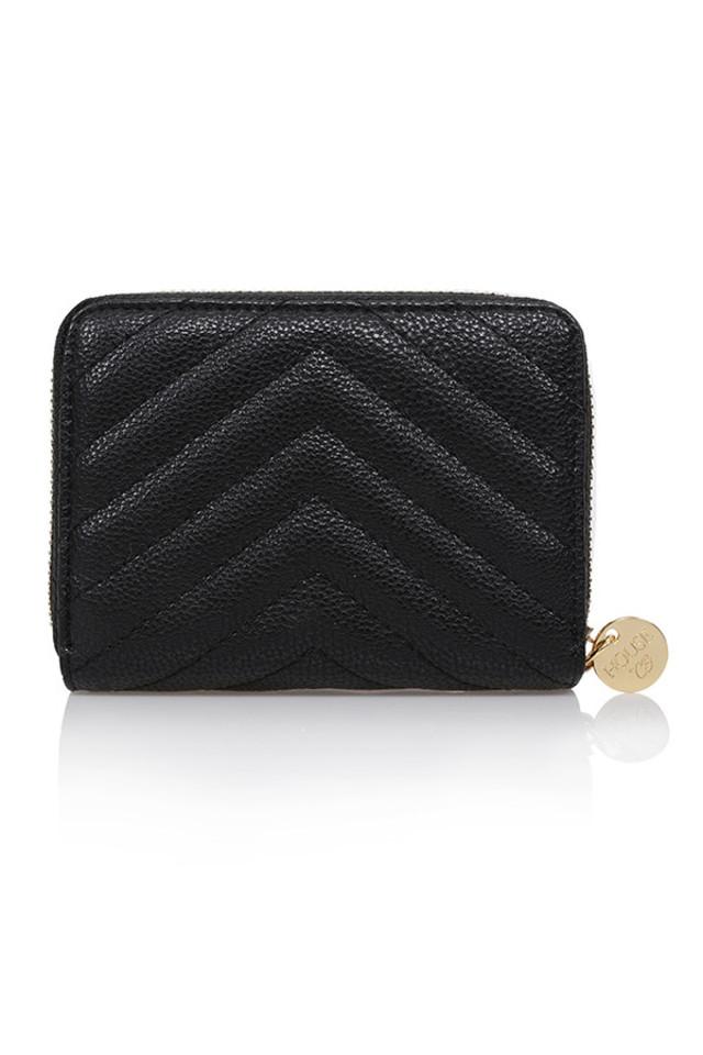 cb black purse