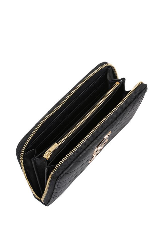 black cb purse