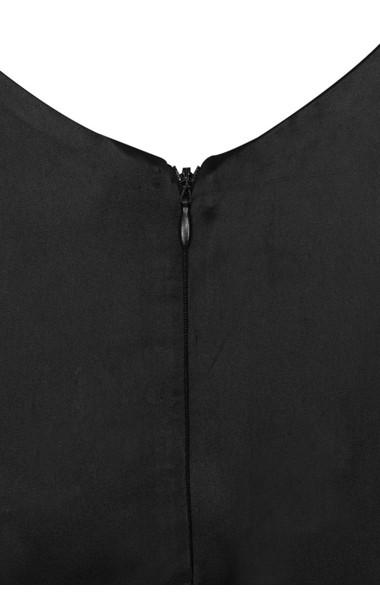 black fairuz maxi