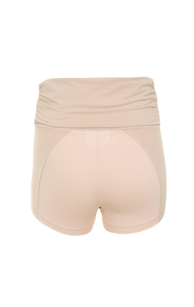 mantra shorts in nude