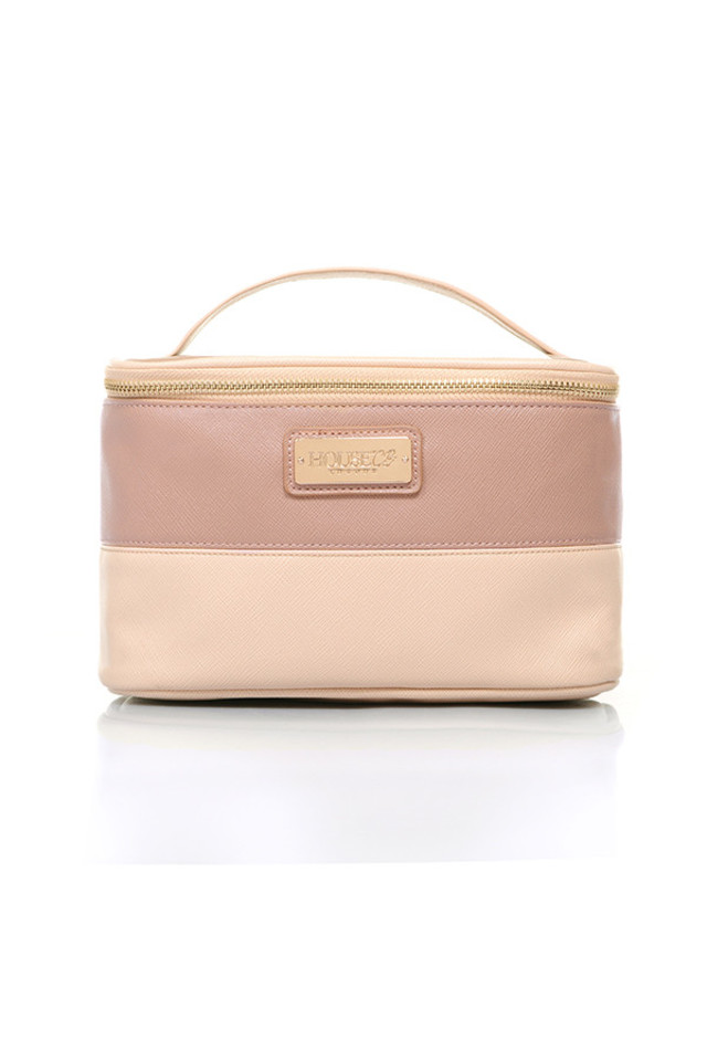 House of CB Antique Rose Cosmetic Case