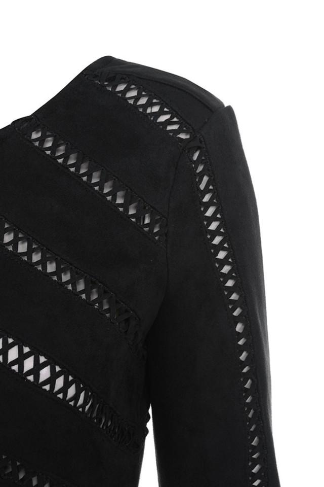 black freya dress