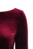 red annika dress