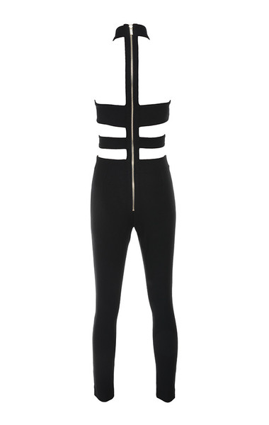 celena jumpsuit in black