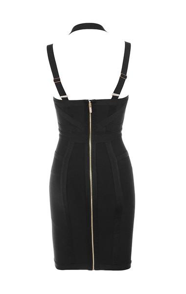 darcy dress in black