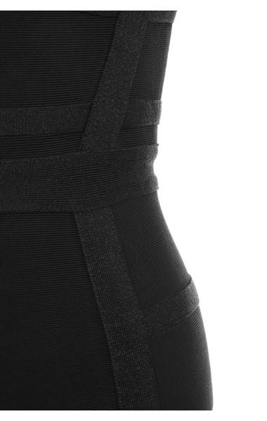 black darcy dress