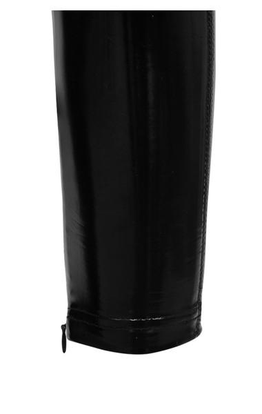 black haridan trousers