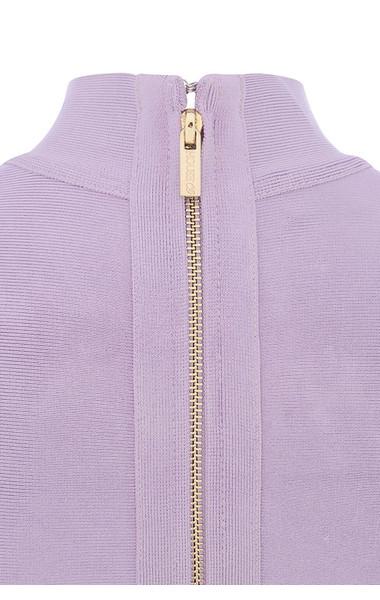 harun lilac dress