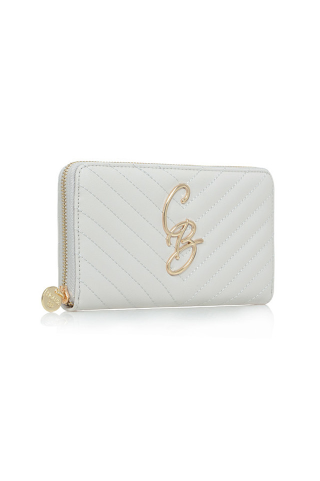 cb quilted purse