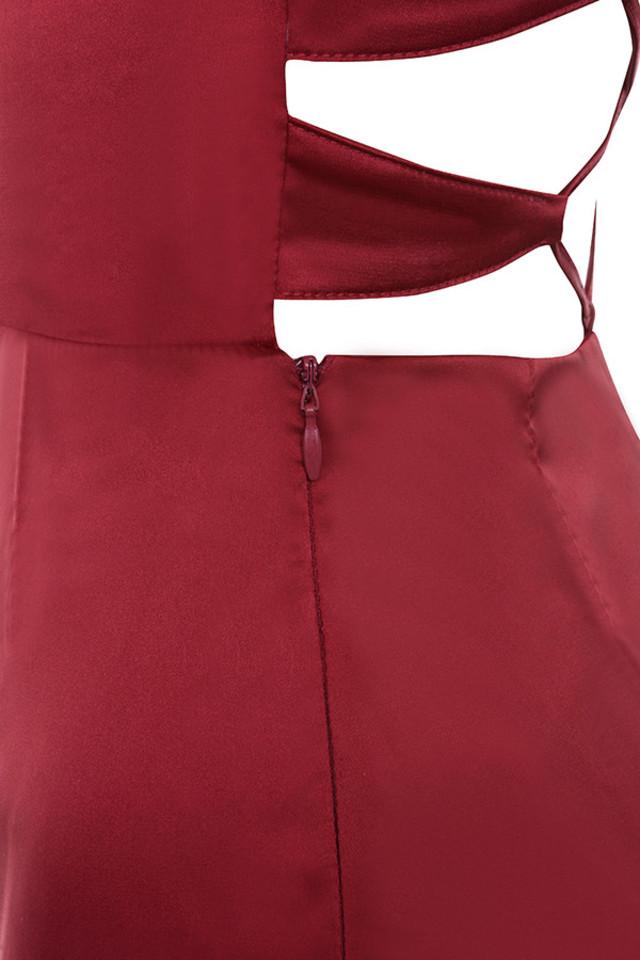 mareena red dress