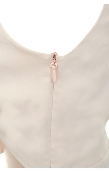 cream goya jumpsuit