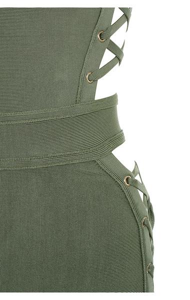 olive greta jumpsuit