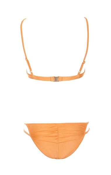 montpellier bikini in orange