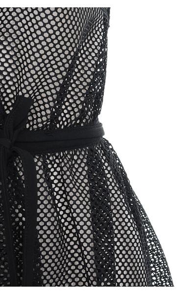 tallia black dress