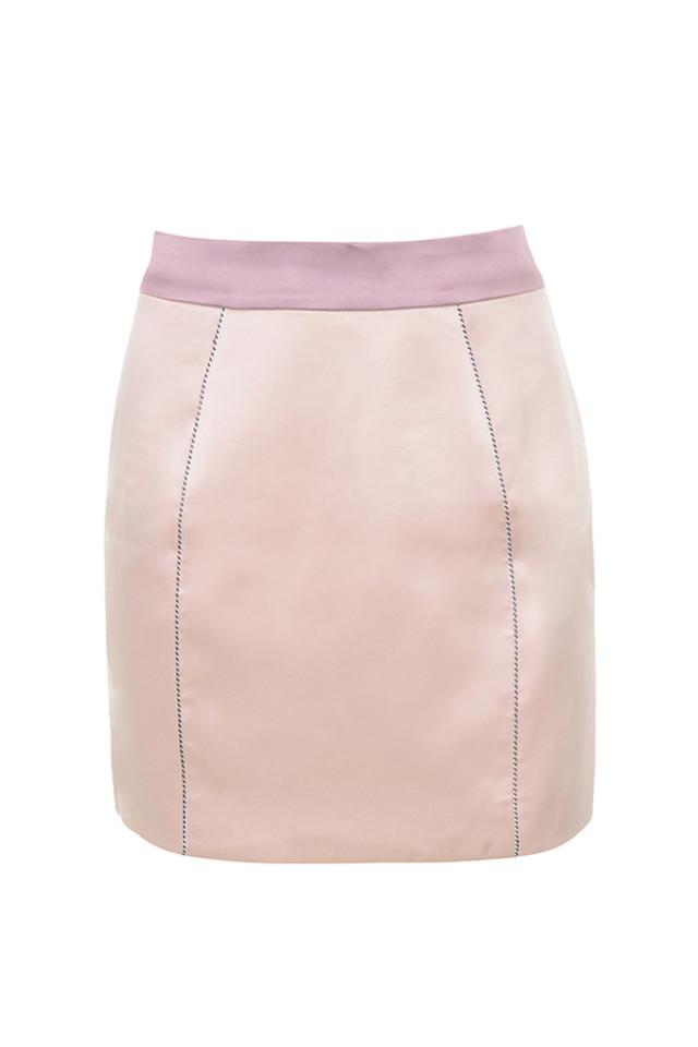pink tacia two piece