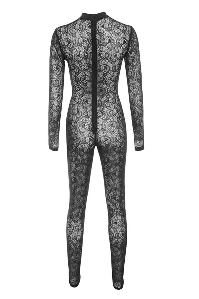 rudi jumpsuit in black