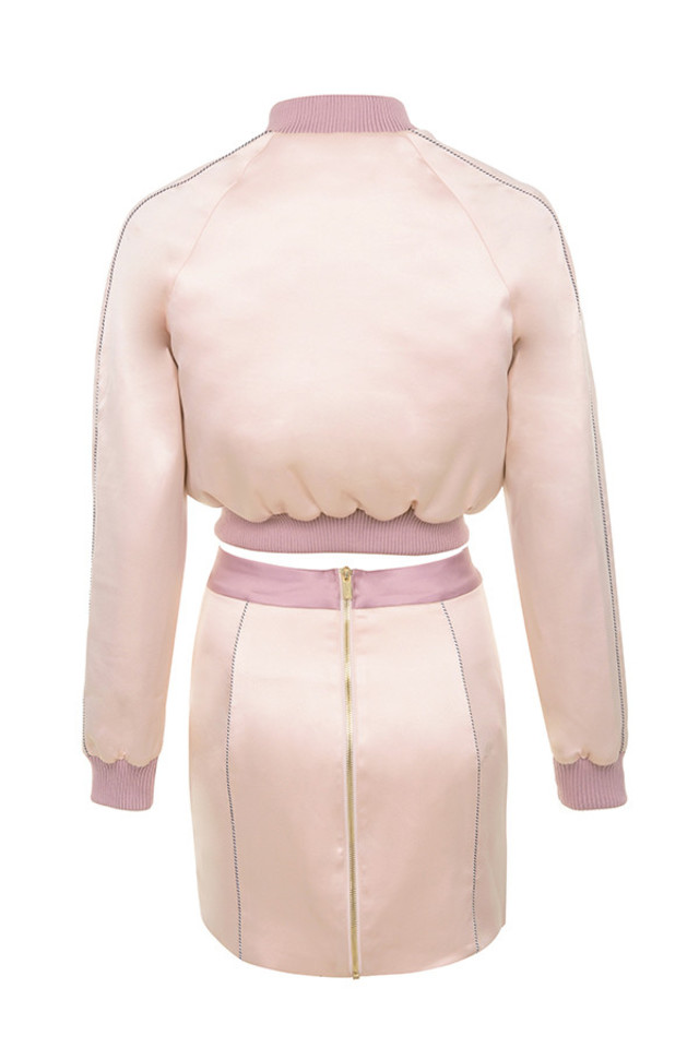 tacia 2 piece in pink