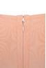 calliah peach dress