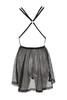 tallia dress in black