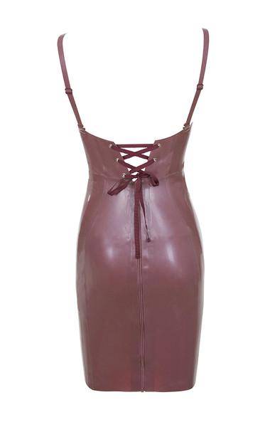 alcina dress in rose