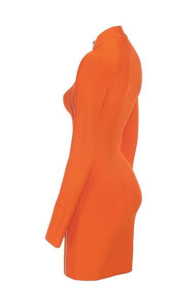 eliza in orange