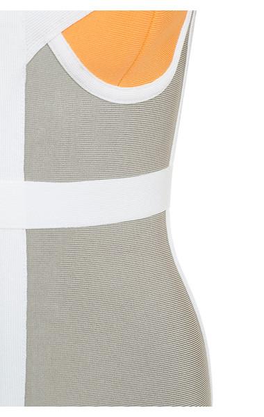 grey juno dress