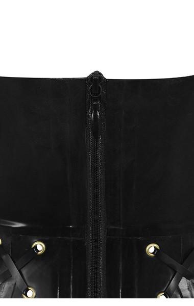 kaia black dress