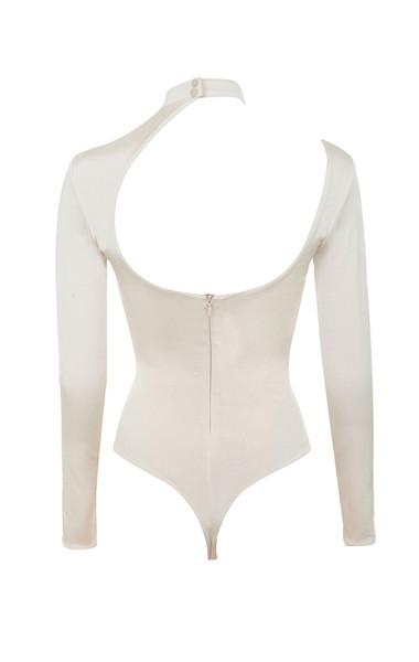 kataya bodysuit in off white