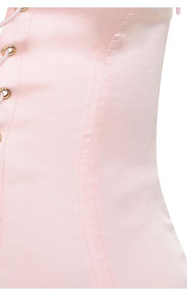pink veronique dress