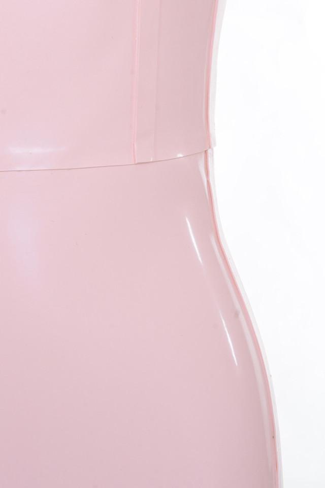 pink anissa dress