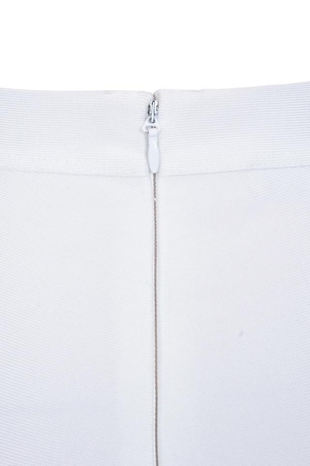 white bardot trousers