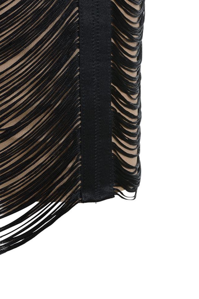 black tonino skirt