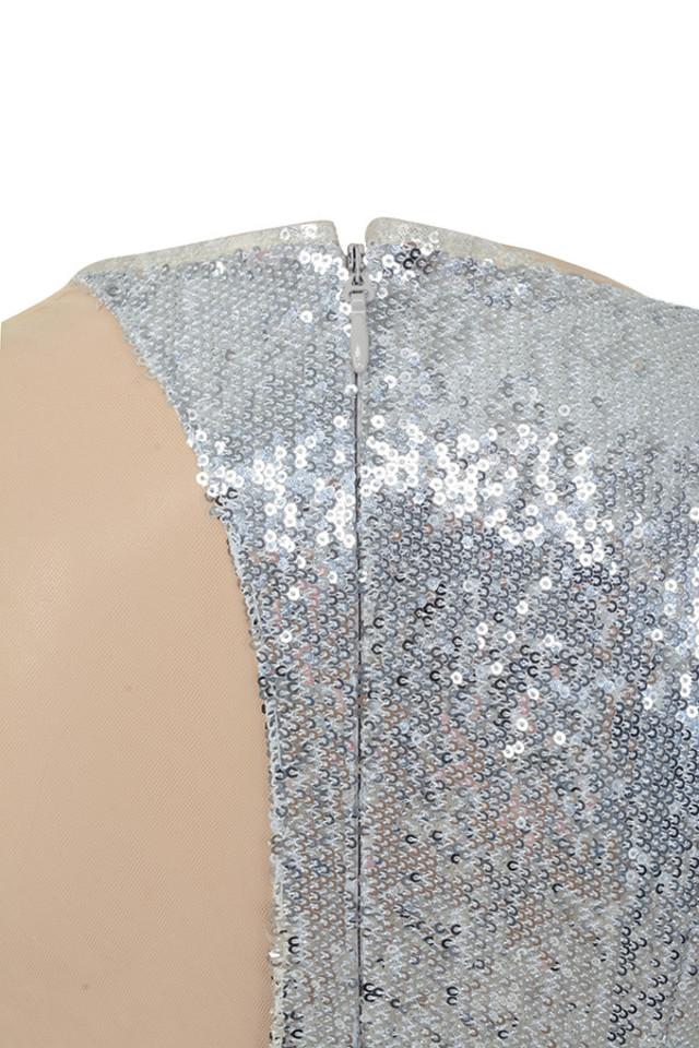 zia silver dress