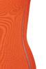 orange eliza dress