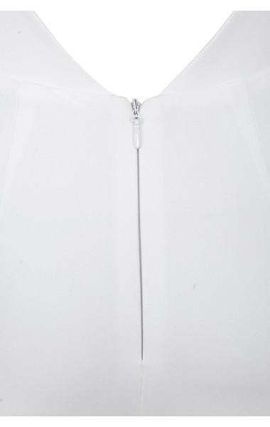 apsara white jumpsuit