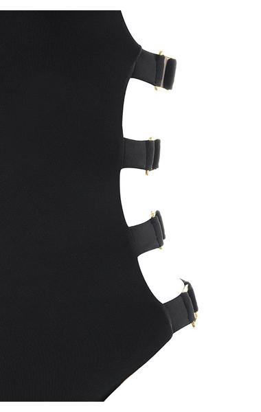 black cali swimsuit