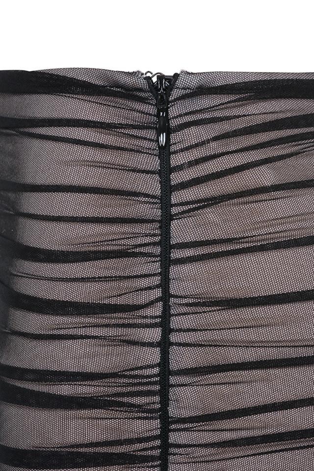 black leonela skirt