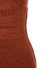 rust charmagne dress