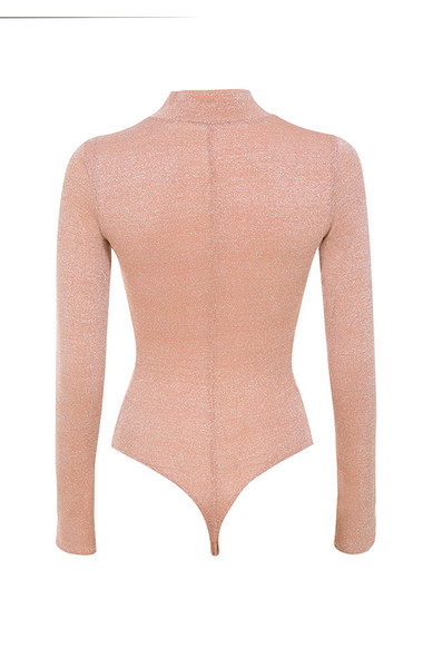 concha top in pink