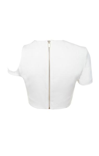 esme top in white