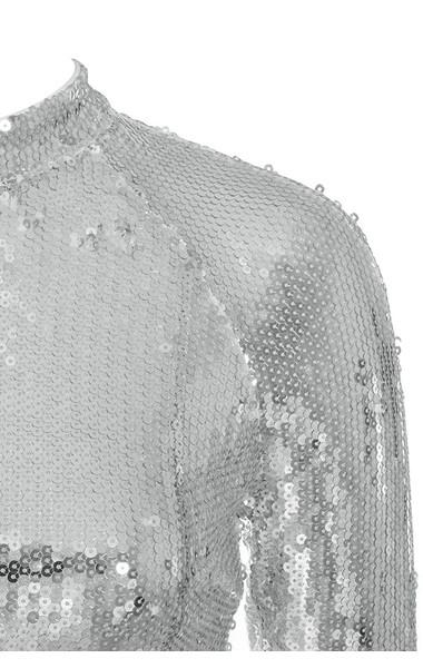 silver kasturi top