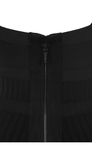 octavia black dress