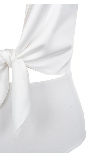 ornella white bodysuit