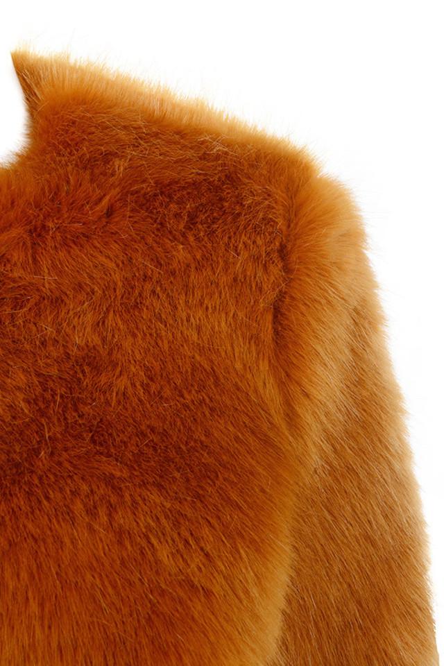 ginger corvelle coat