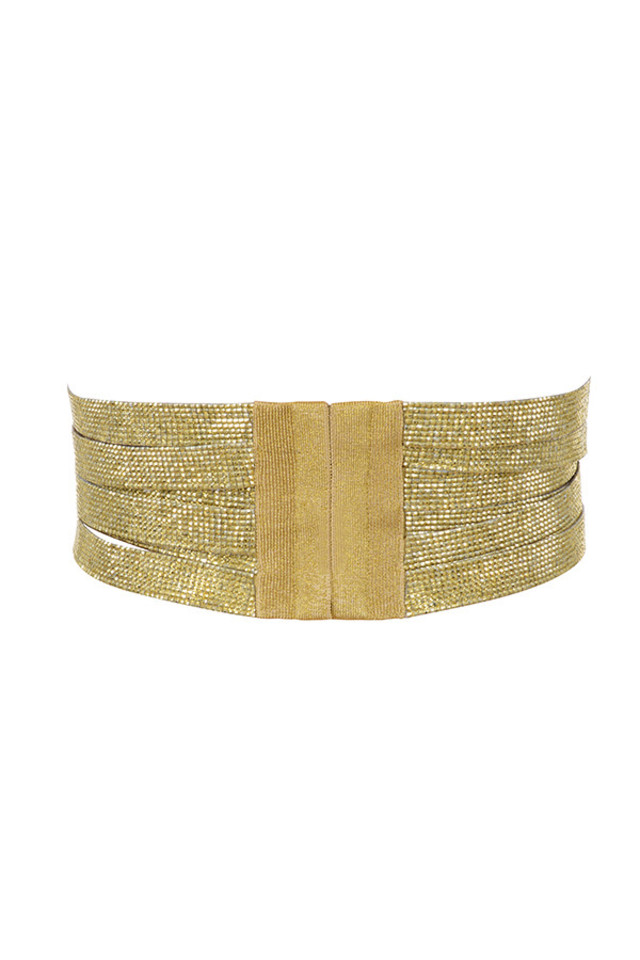 hurricane belt in gold
