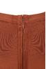 calliope rust dress