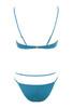 colonia bikini in blue