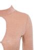 concha bodysuit in pink